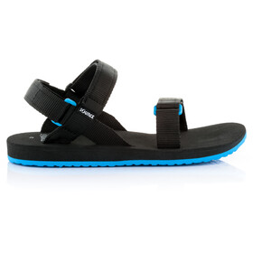 SOURCE Urban Sandalen Heren blauw/zwart